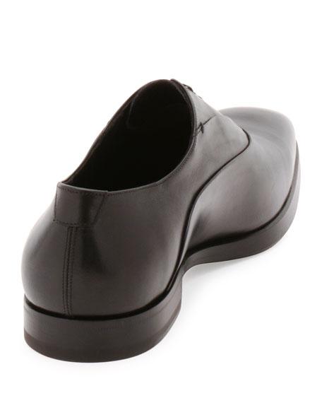 Leather Lace-Up Dress Shoe
