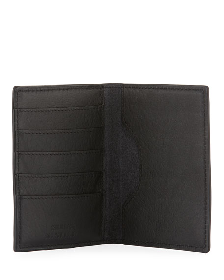 Men's Leather Passport Holder