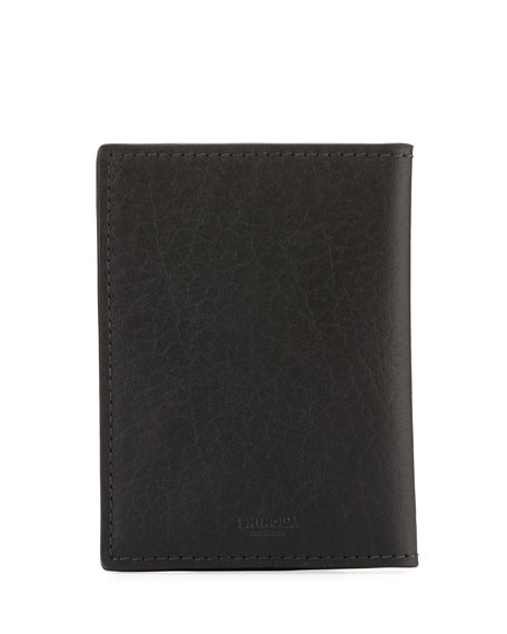 Men's Leather Passport Holder