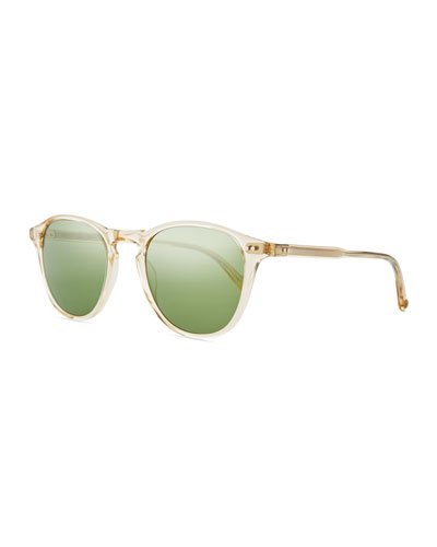Hampton Square Plastic Sunglasses