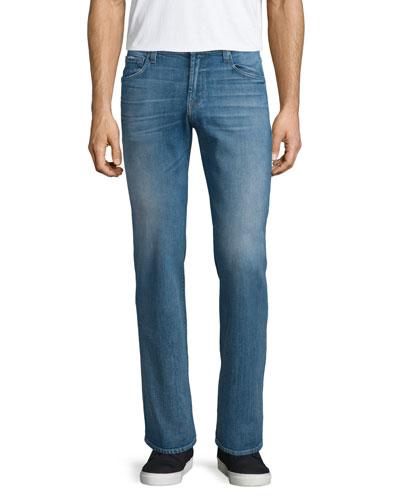 Standard-Fit Eastern Light Denim Jeans