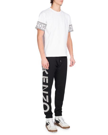 Logo-Print Jogger Pants