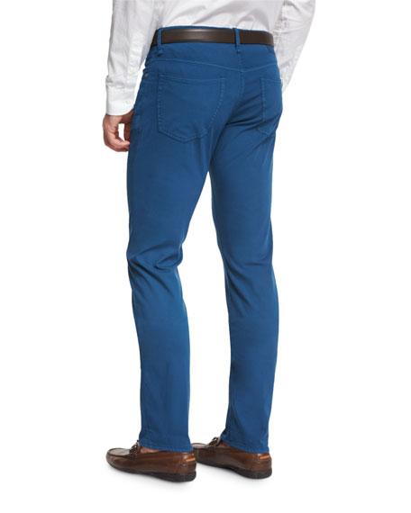 Ray Regular-Fit Five-Pocket Pants