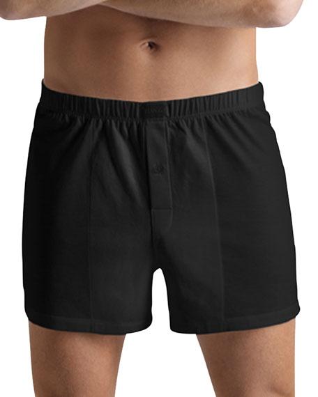 Cotton Sporty Knit Boxer