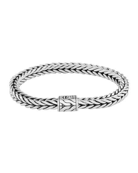 John Hardy Men's Square Chain Bracelet