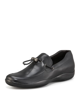 Prada Toggle Loafer