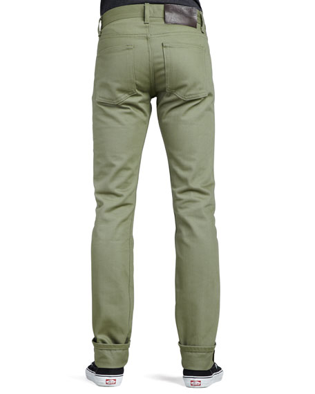 WeirdGuy Selvedge Chino Pants