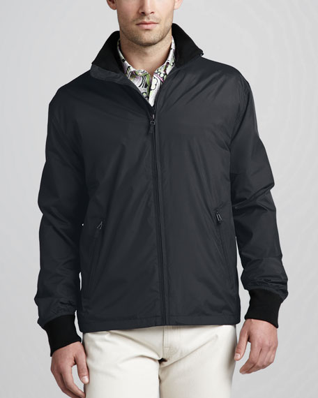 Rally Lightweight Jacket, Navy