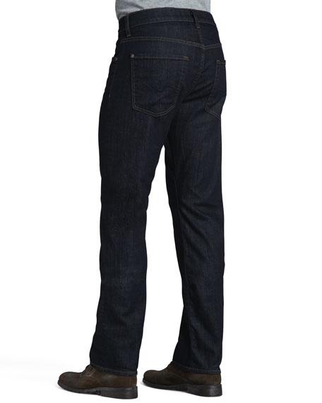 7 For All Mankind Men's Carsen Dark & Clean Jeans, Indigo