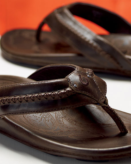 Mea Ola Men's Thong Sandals