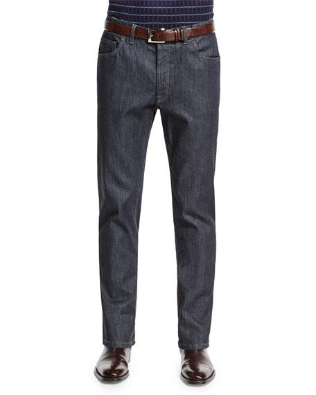 Brioni Stelvio Dark Jeans