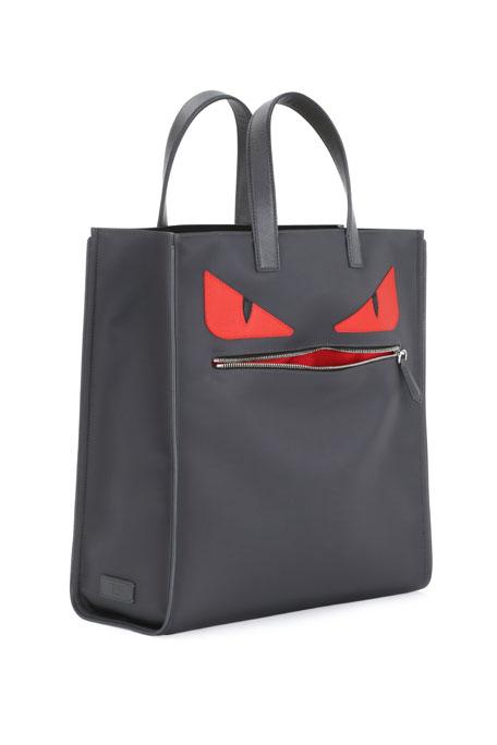 Fendi Monster Nylon Bag