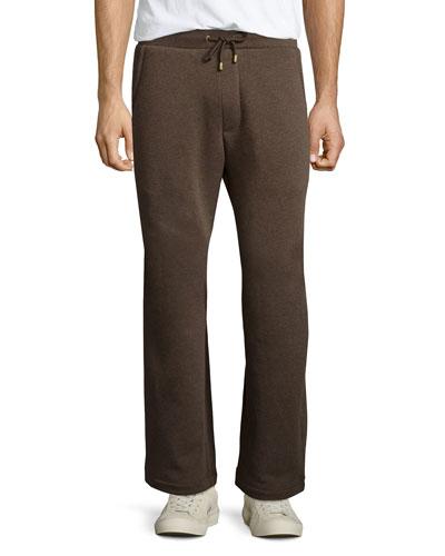 Colton Jersey Lounge Pants, Black