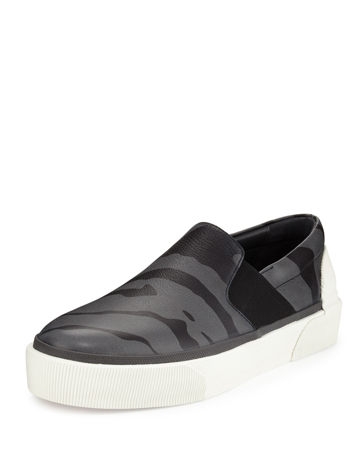LanvinTiger slip-on sneakers