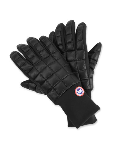 Northern Glove Liner, Black
