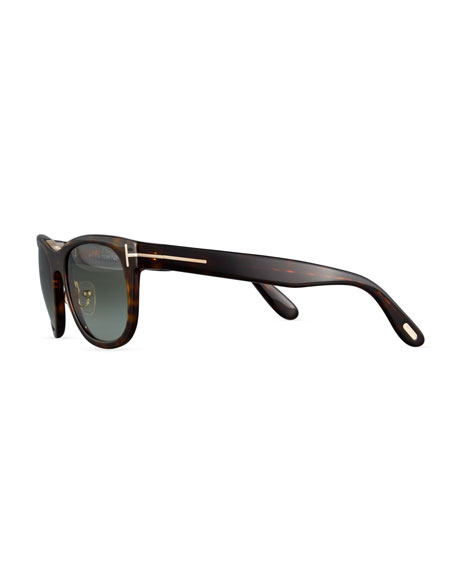 TOM FORD Jack Acetate Round Sunglasses