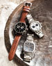 Image 2 of 4: Men's 43mm Canfield Chronograph Watch