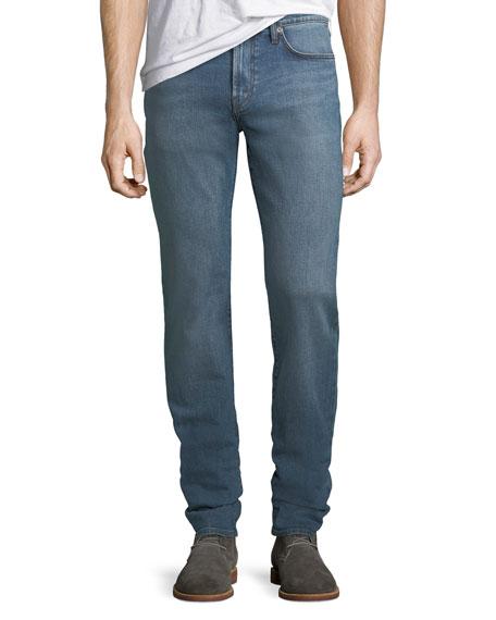 J Brand Tyler Slim-Fit Pima Cotton Jeans, Hammerhead
