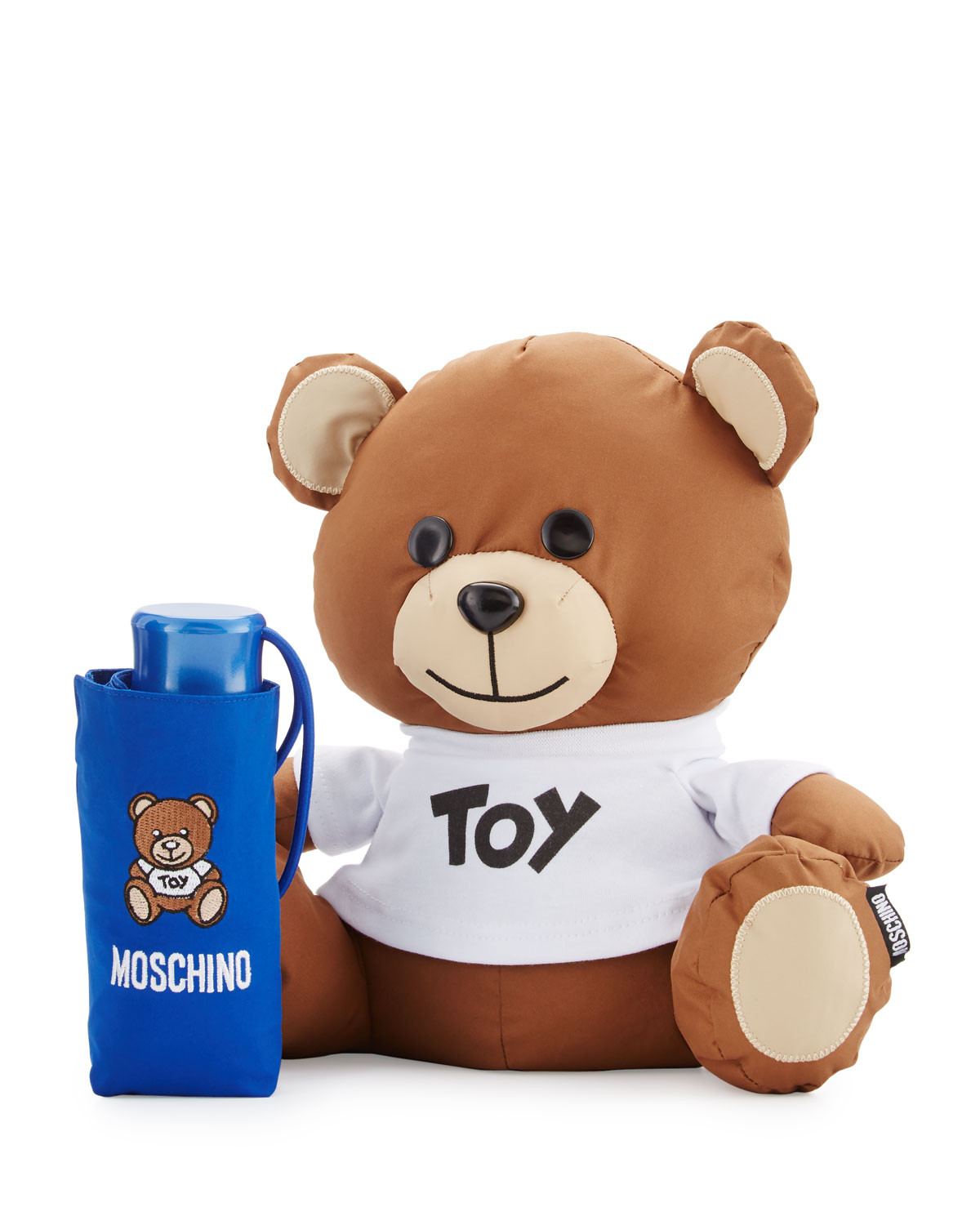 Moschino Teddy Bear W Super Mini Umbrella Neiman Marcus