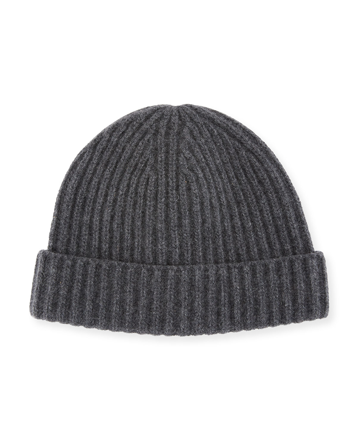 ab30ac318aa Quick Look. Portolano · Rib-Knit Cashmere Hat ...