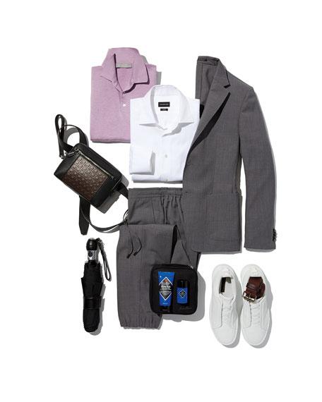 Trofeo® Solid Dress Shirt, White