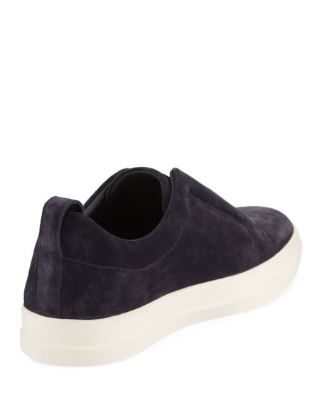 Conway Suede Slip-On Sneaker