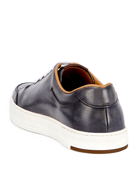 Men's Playtime Scritto Leather Tennis Shoe