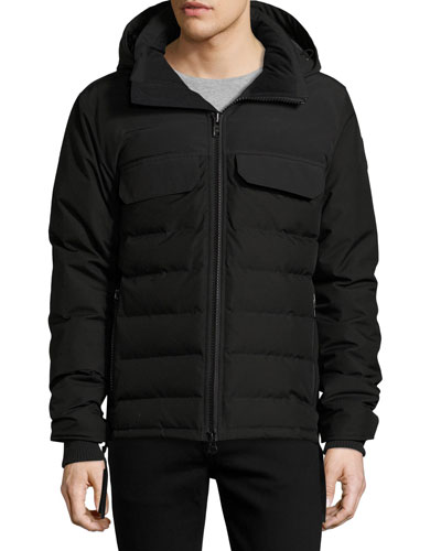 Hargrave Hooded Down Parka