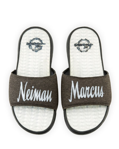 Neiman Marcus Slide Sandal
