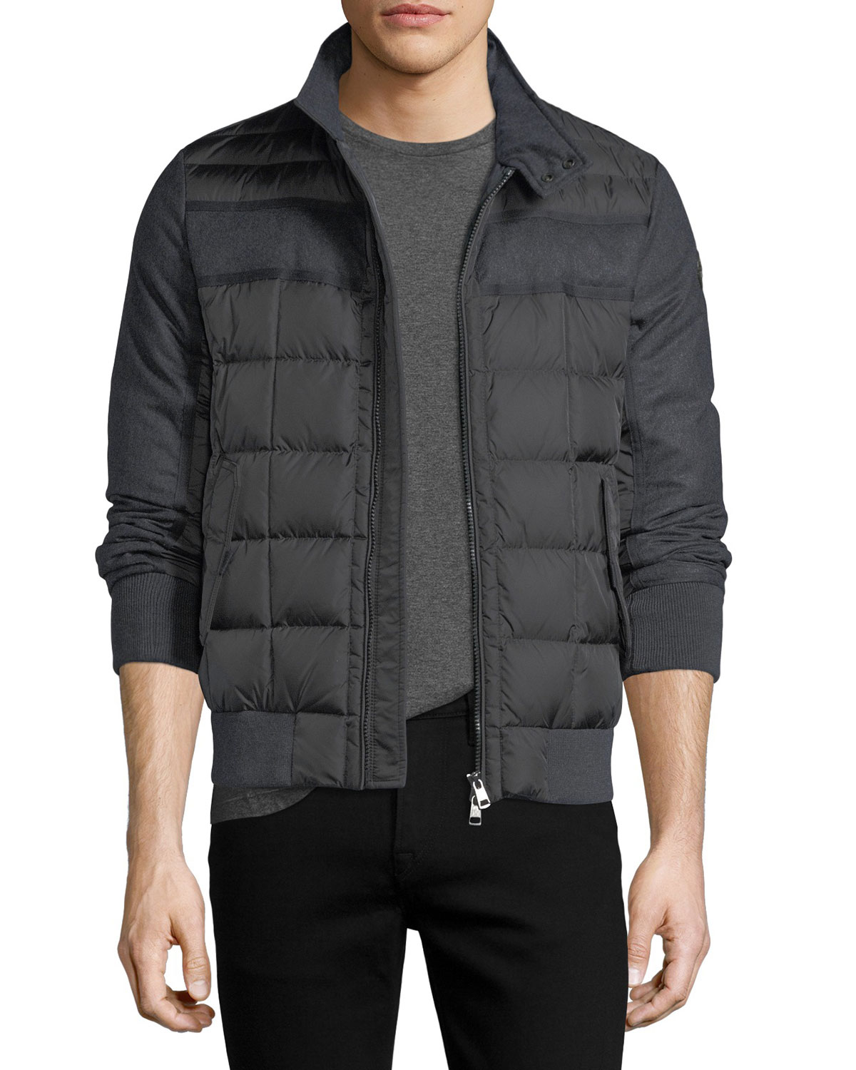 moncler mens vest on sale