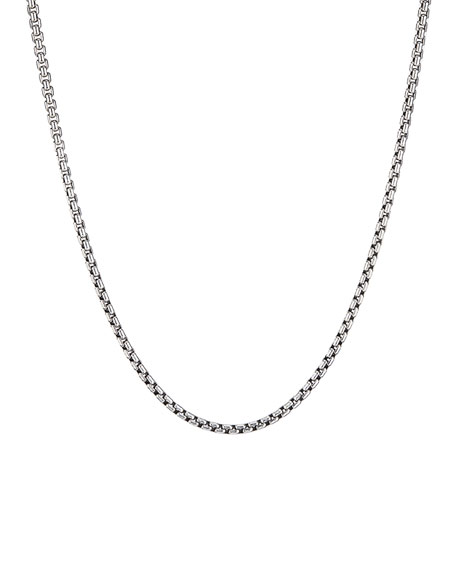 "Small 20""L Box Chain"