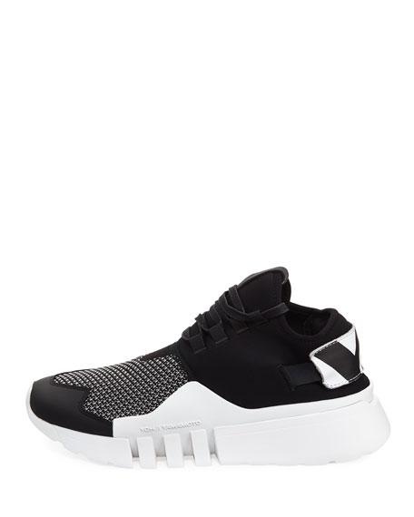 Men's Ayero Leather & Mesh Sneaker