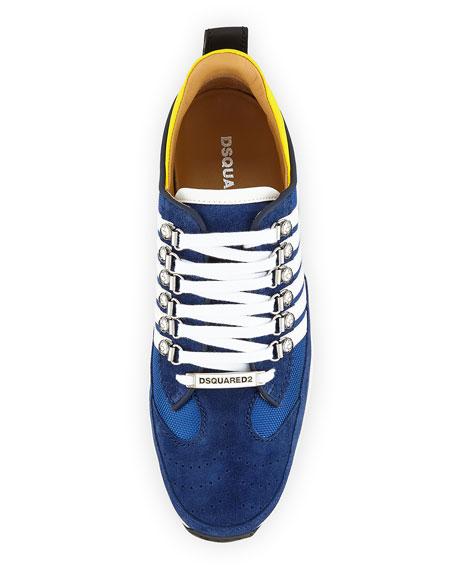 Men's 251 Suede-Trim Sneakers