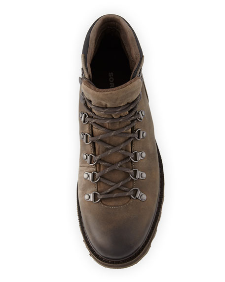 Madson Major Buffalo Waterproof Leather Hiker Boot