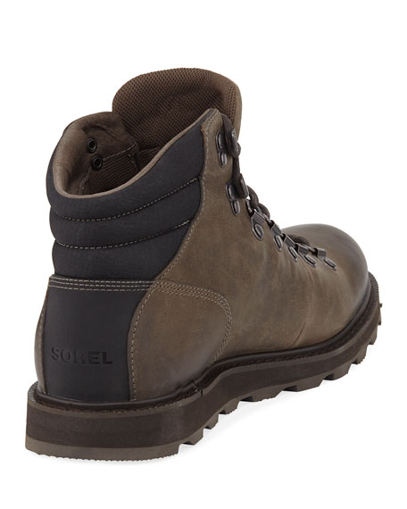 Madson Major Buffalo Waterproof Leather Hiker Boot