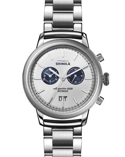 Men's Bedrock Bracelet Watch