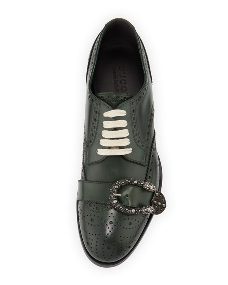 Queercore Brogue Shoe