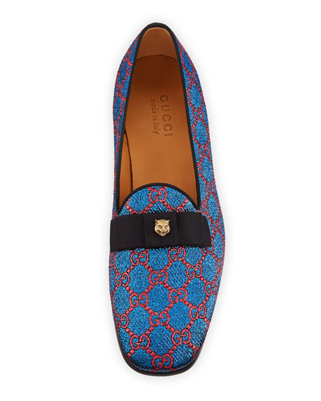 Lurex GG Loafer
