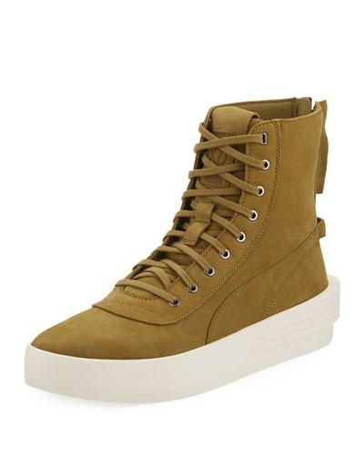 Weekend XO Parallel High-Top Sneaker