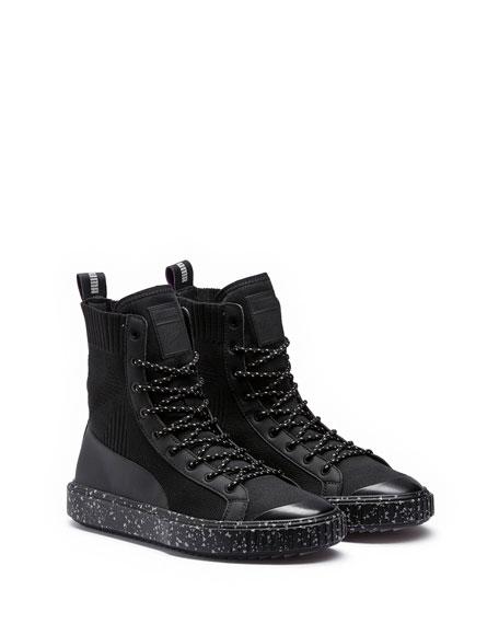 X-Naturel High-Top Sock Boot