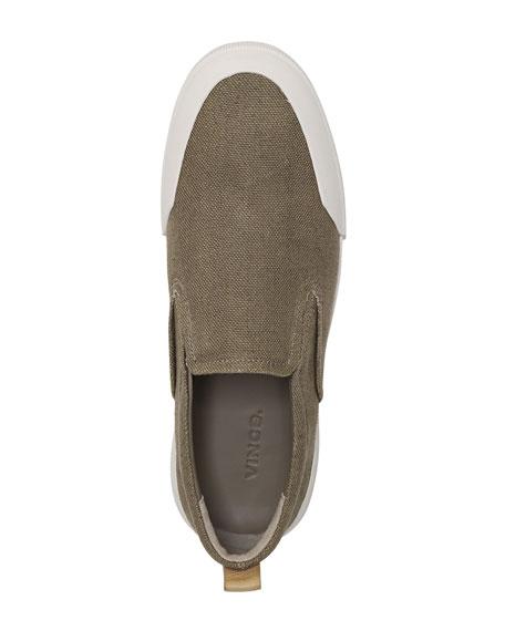 Vernon Woven Slip-On Sneaker
