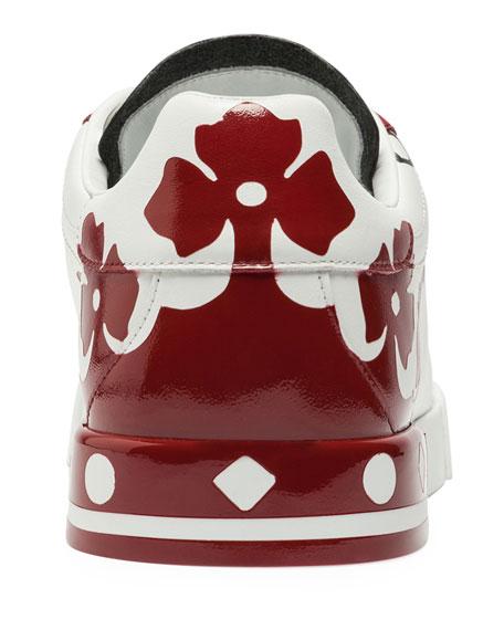 Men's Portofino Crown Low-Top Sneakers