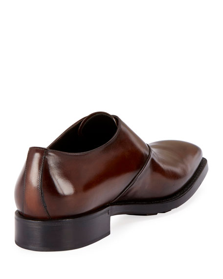 Berluti Men's Venezia Monk-Strap Shoe