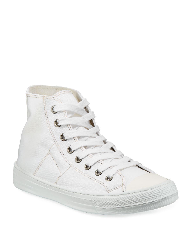 Top Stereotype High Canvas Sneakers Men's vmn0wN8