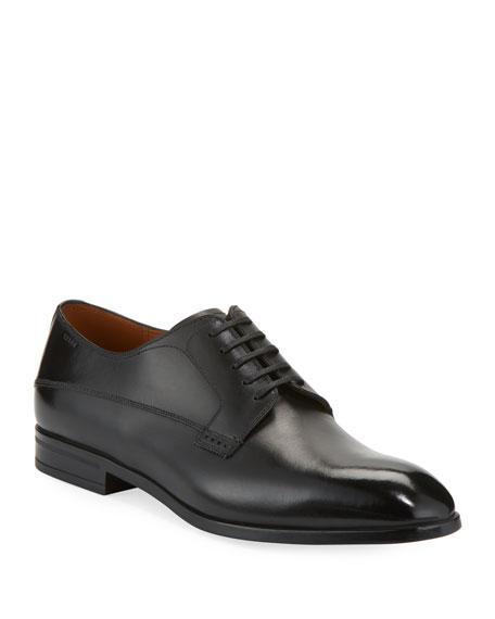 Bally Lantel Classic Leather Derby Shoe