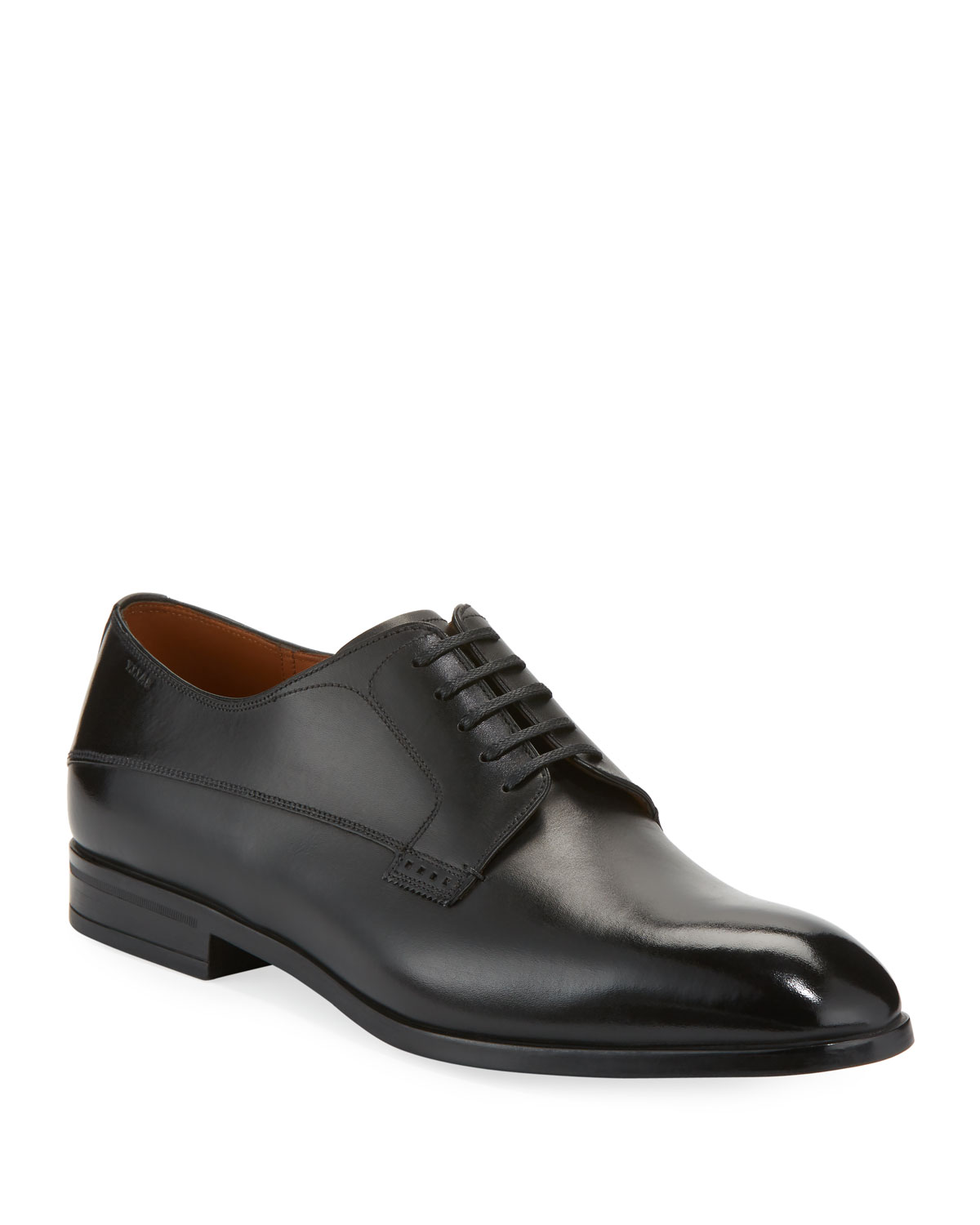 dcb7ead6c9bef Lantel Classic Leather Derby Shoe
