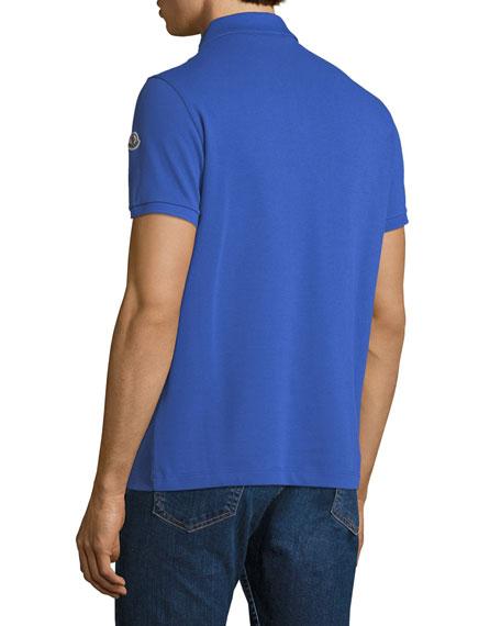 Moncler Men's Basic Polo Shirt