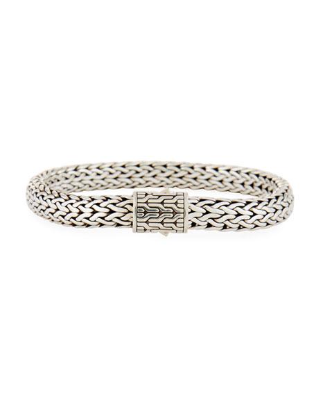 Men's Flat Classic Chain Bracelet