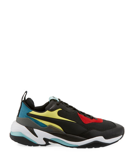 Puma Men's Thunder Spectra Colorblock Sneaker