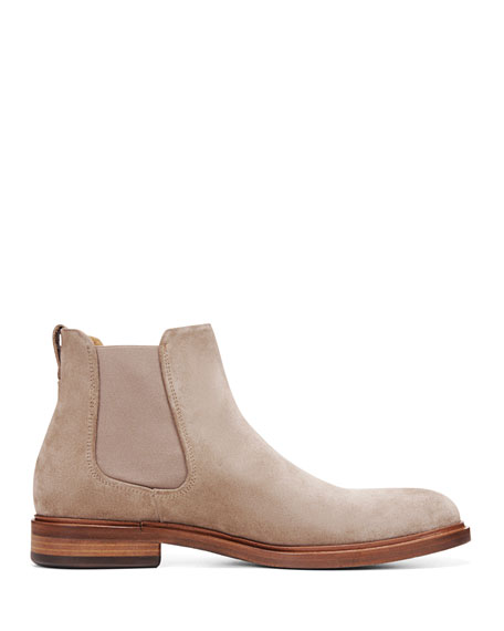 Vince Men's Burroughs Suede Chelsea Boot